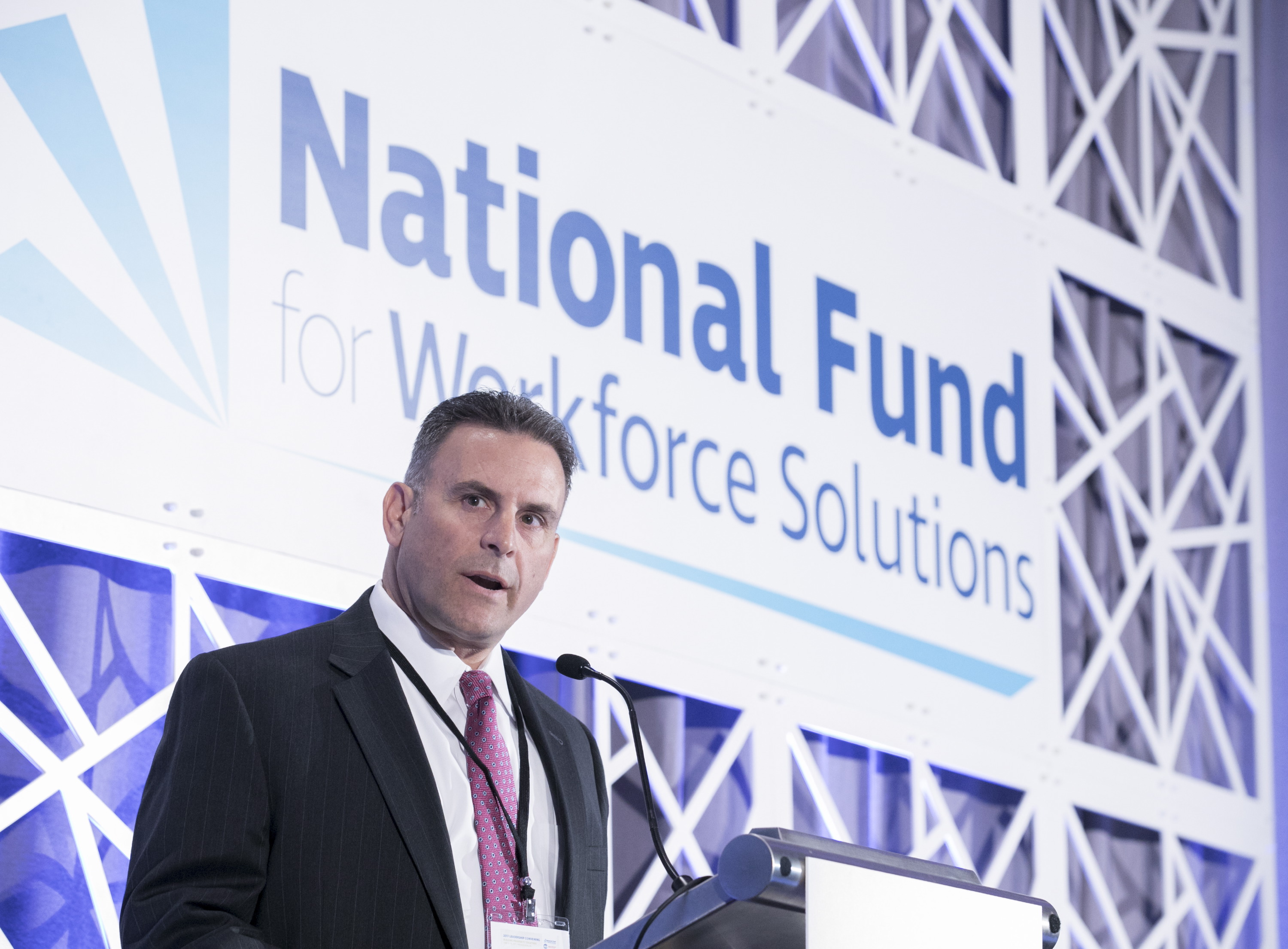 BLU elevates policy and shares best practices at National Fund for Workforce Solutions Leadership Convening